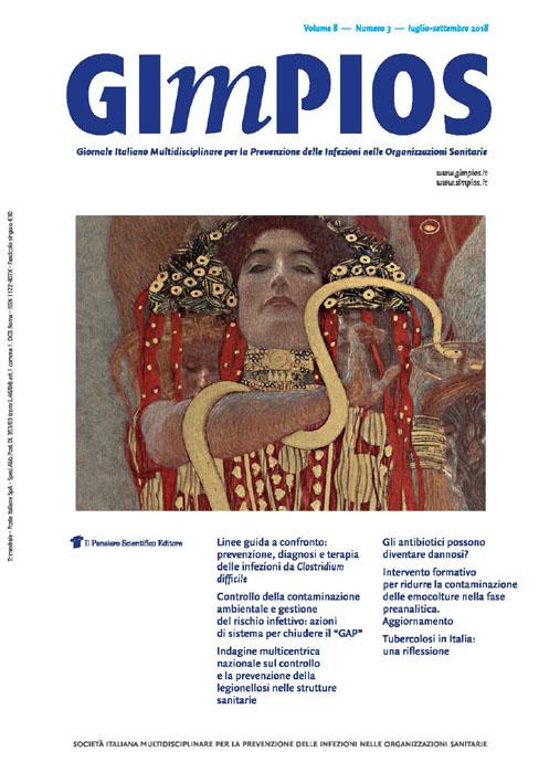 2018 Vol. 8 N. 3 Luglio-Settembre