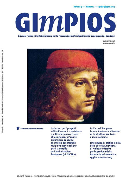 2019 Vol. 9 N. 2 Aprile-Giugno