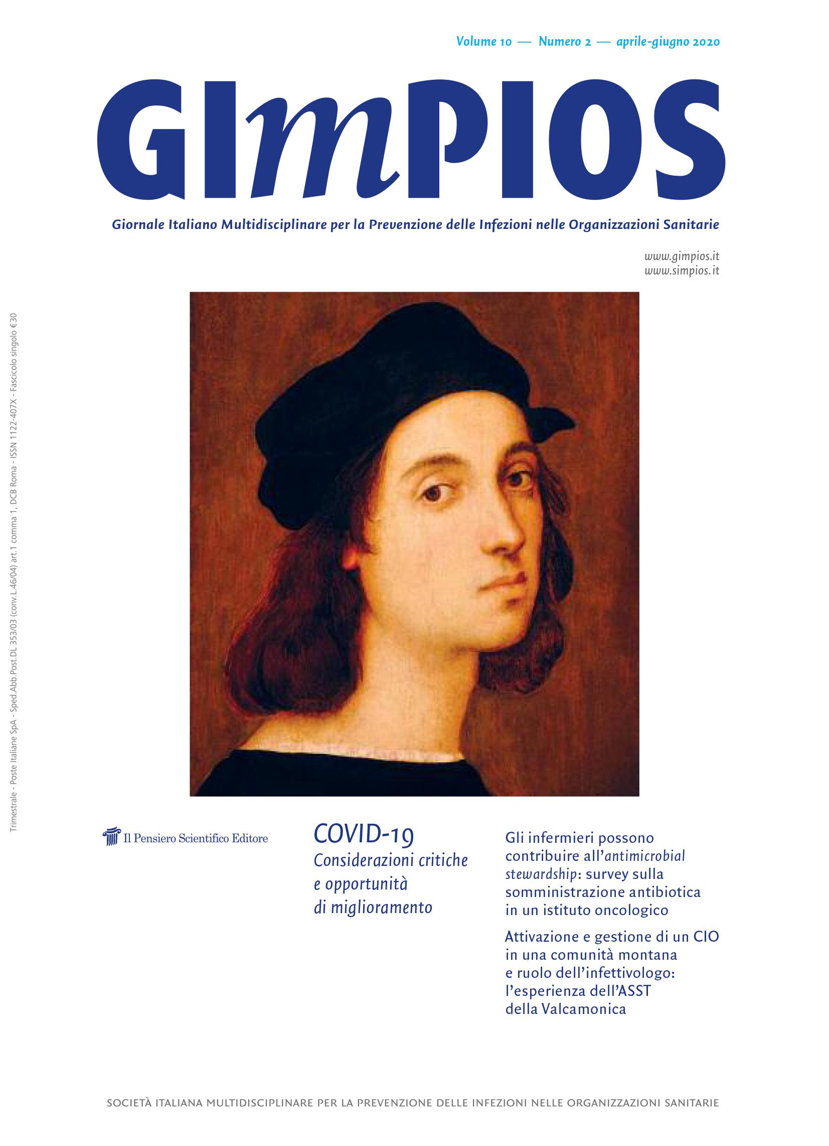 2020 Vol. 10 N. 2 Aprile-Giugno