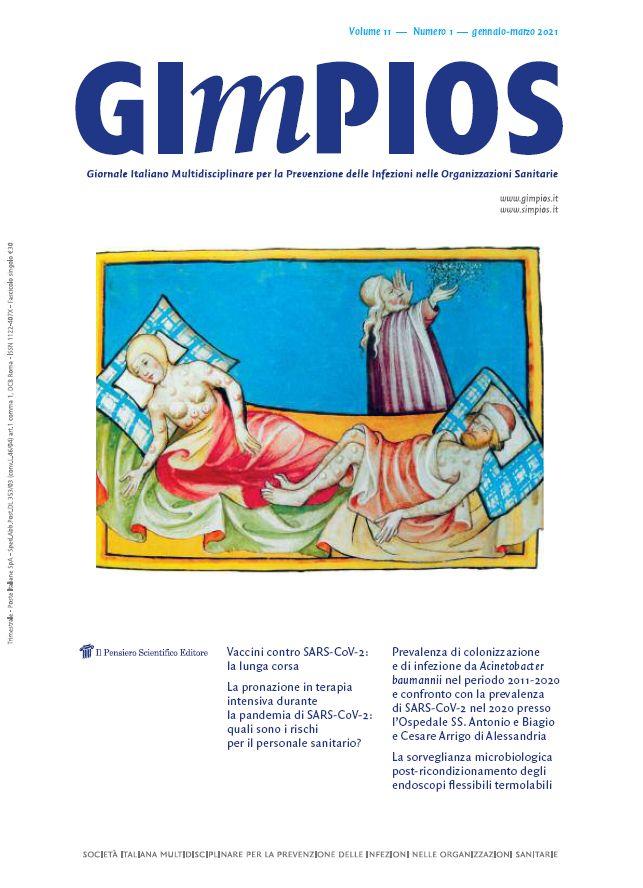 2021 Vol. 11 N. 1 Gennaio-Marzo